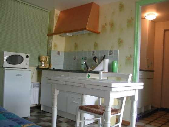 Annonce occasion, vente ou achat 'location studio meuble'