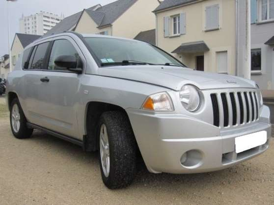 jeep compass 2 0 crd 140 limited 2 0 cr auto jeep. Black Bedroom Furniture Sets. Home Design Ideas