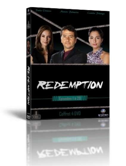 Redemption, La Série en Coffret DVD
