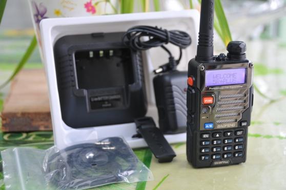 Baofeng UV-5R+ Plus Emetteur recepteur V - Photo 2