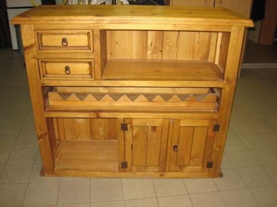 bar el paso bois massif li pvre annonce gratuite. Black Bedroom Furniture Sets. Home Design Ideas