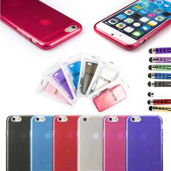 Coque Iphone 6 + Stylet offert - NEUF