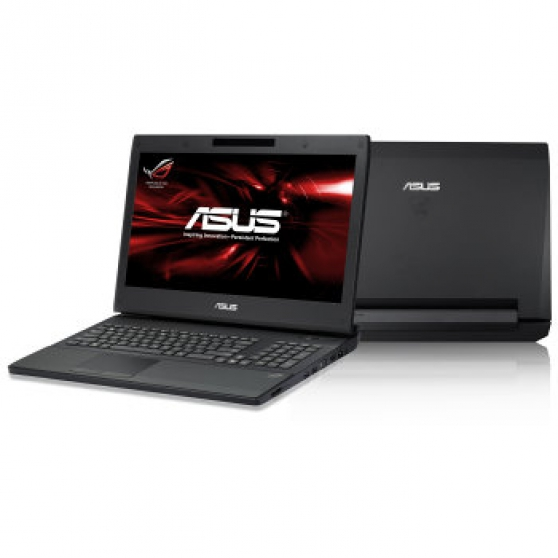 PC Portable Gamer ASUS G74SX