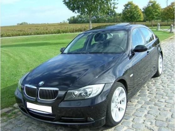 BMW 330D E90 231ch Noir