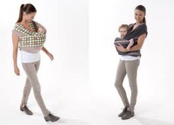 écharpe de portage babymoov - Photo 2