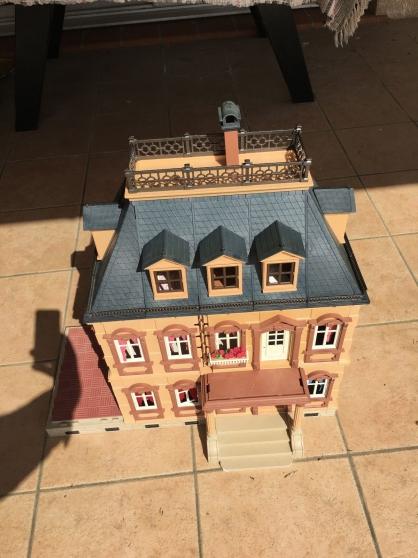 Annonce occasion, vente ou achat 'Maison playmobil 5300'