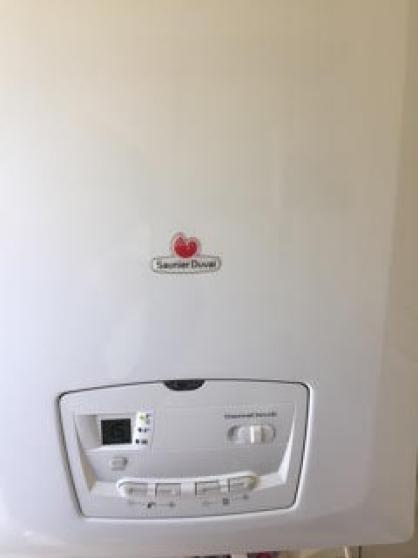 chaudière à gaz saunier duval c 25e - Annonce gratuite marche.fr