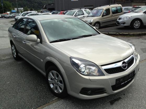 Opel Vectra année 2007