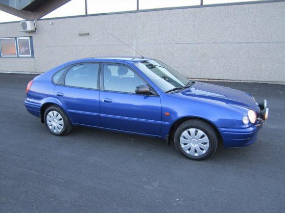 Toyota Corolla année 2002 Belle voiture