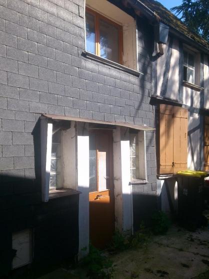 maison de ville mitoyenne 2p 55m2 à reno à bray-sur-seine - Annonce gratuite marche.fr