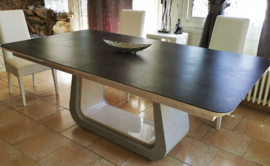 Table Mesa Jantar - La maison contempora
