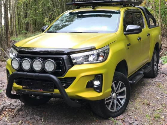 Annonce occasion, vente ou achat 'Toyota HiLux, 2.8 ROCCO'