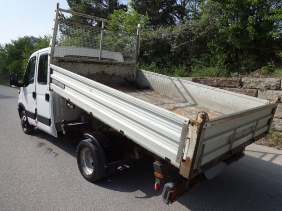 Annonce occasion, vente ou achat 'Iveco Daily 35C13 BENNE double cabine'