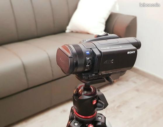 Camescope Sony FDR AX700