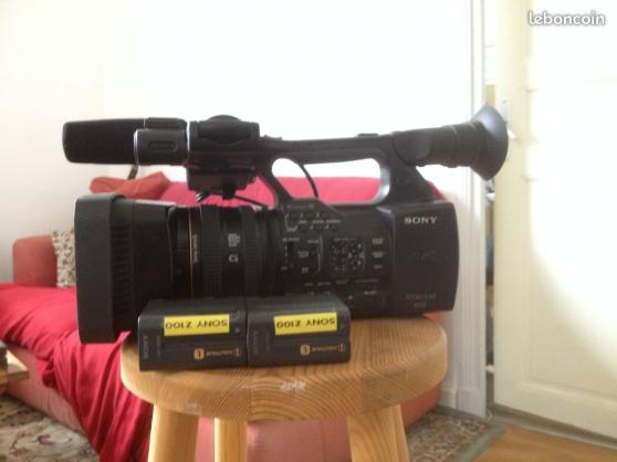 Sony z100 4k
