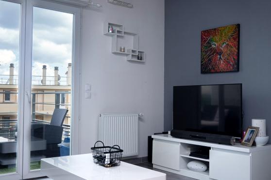 appartement 2 pièces meublé/climatisé