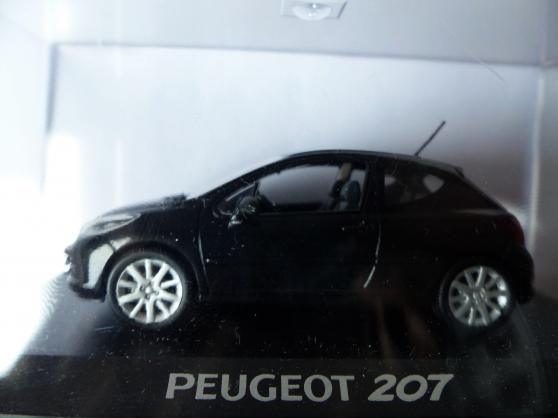 Annonce occasion, vente ou achat 'PEUGEOT 207 NOREV 1/43ème'