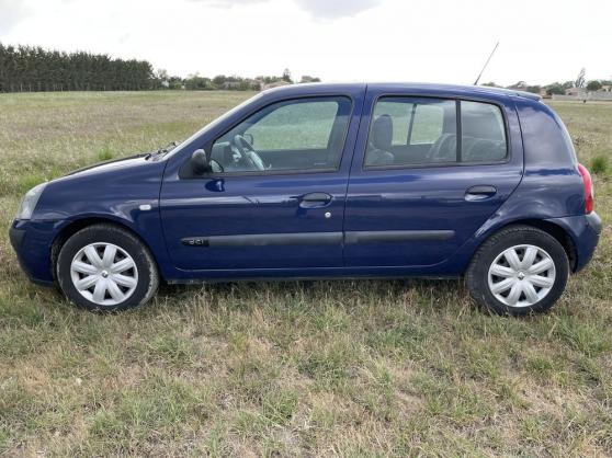 Annonce occasion, vente ou achat 'Renault Clio 1.5 dCi 65 Campus'