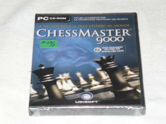 ChessMaster 9000 jeu