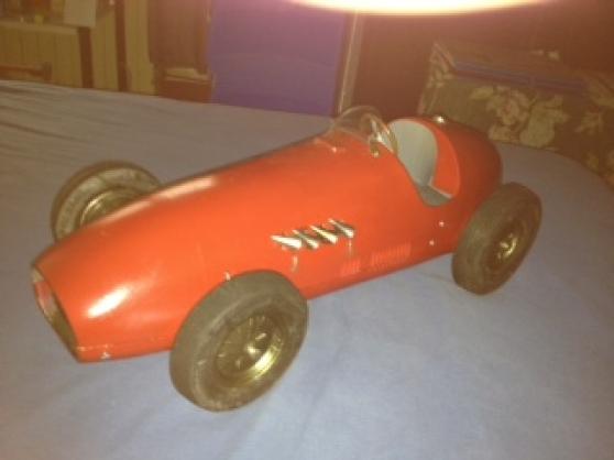 Ferrari F500 de F2 Toschi des années 50