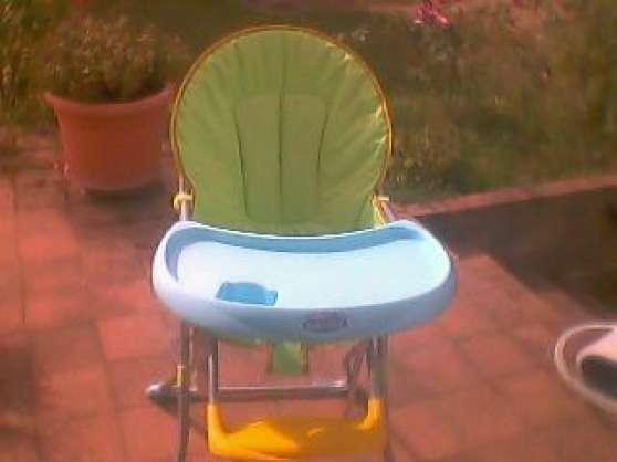 chaise haute babideal la fert alais meubles d coration chaises fauteuils la fert alais. Black Bedroom Furniture Sets. Home Design Ideas