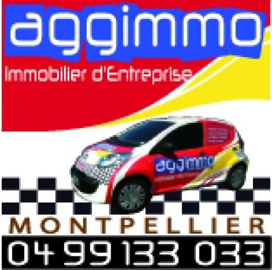 A louer bureau 52 m² Proche Montpellier