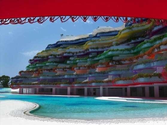 Superbe penthouse à Ibiza