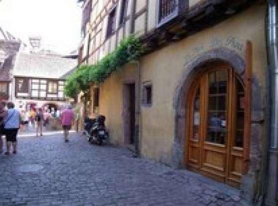 Local dans la perle du vignoble Alsacien