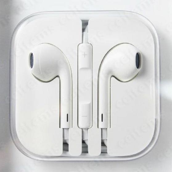 écouteurs Apple Earpods avec télécommand