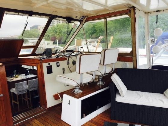 Annonce occasion, vente ou achat 'Peniche Yacht Habitation'