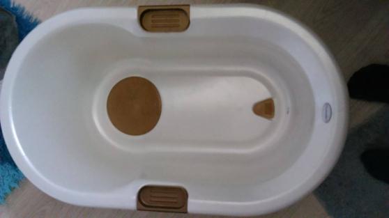baignoire avec transat
