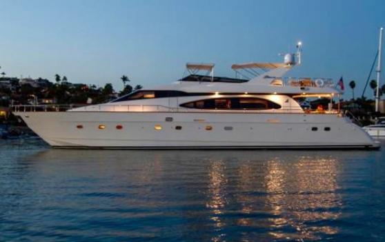 Annonce occasion, vente ou achat 'Location Super Yacht Saint Barth/Miami Beach'