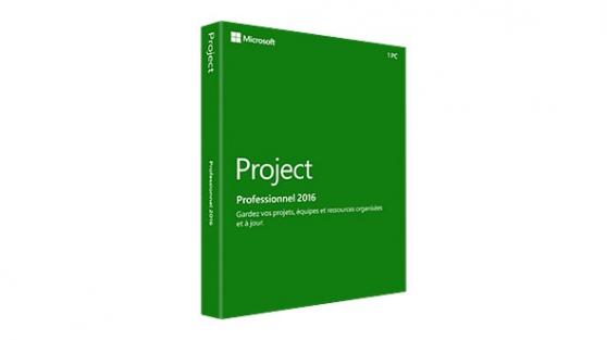 Petite Annonce : Microsoft project professional 2016 - Collaborez avec d\'autres personnes pour lancer et finaliser aisément
