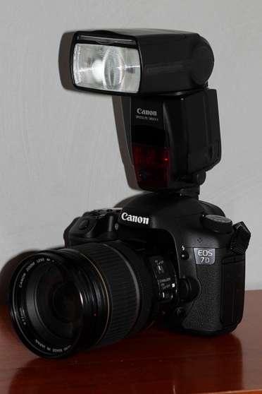 7D + EF-S 17-55mm f/2.8 IS USM +flash