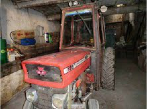 Tracteur Ferguson 135 MK