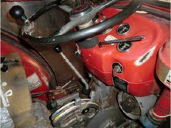 Tracteur Ferguson 135 MK - Photo 2
