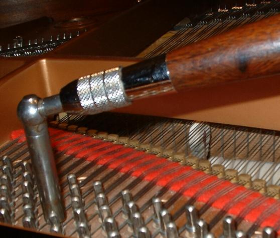 Accordage et Réparation de pianos
