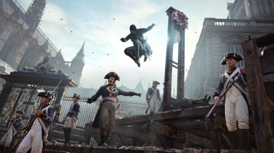 Annonce occasion, vente ou achat 'Assassin\'s creed unity - XBOX ONE'