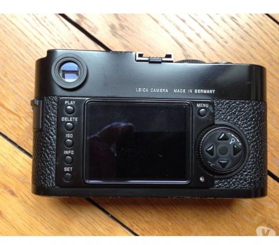 Boitier Leica M9 Noir complet avec boîte - Photo 2