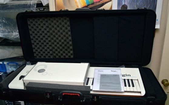 arturia origin keyboard + case - Annonce gratuite marche.fr