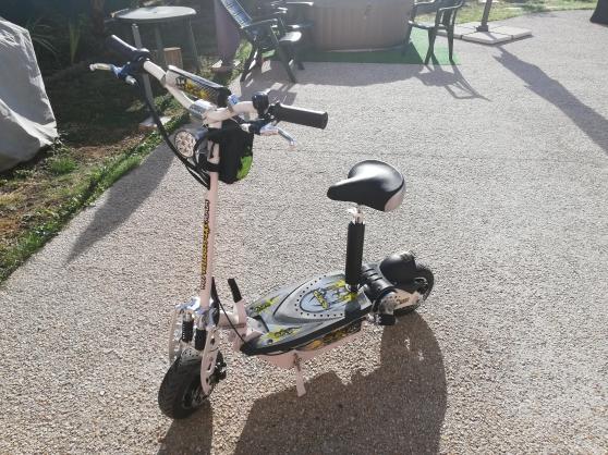 trottinette électrique scooter