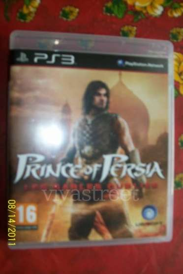 PRINCE OF PERSIA LES SABLES OUBLIES JEU