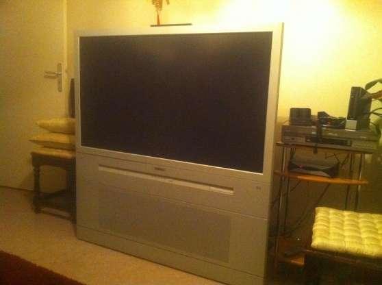 tv retroprojecteur thomson 133 cm m rignac audio t l dvd cd t l visions m rignac