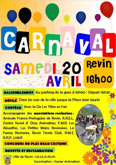 carnaval - Annonce gratuite marche.fr