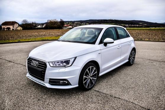 Audi A1 Sportback 1.4 TDI 90 Ultra S Lin