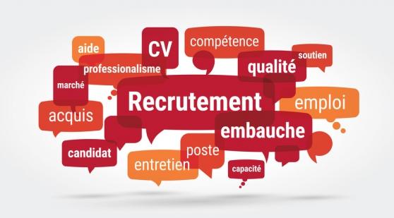 Annonce occasion, vente ou achat 'recrutement'