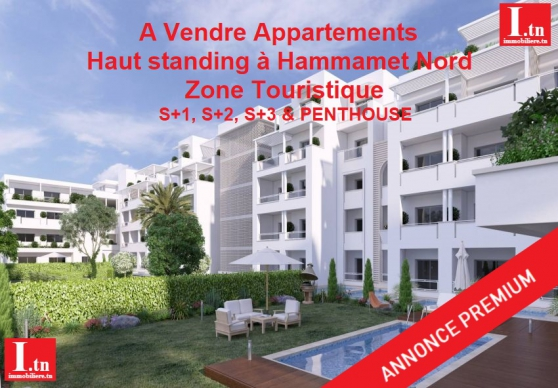 Appartement HS Zone Touristique