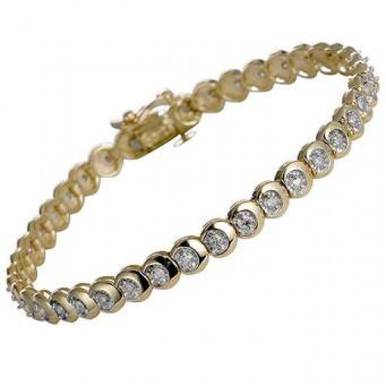 vente de ma bracelet en or 18 Carat
