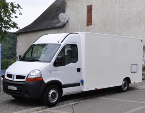 CAMION MASTER DCI 120 CV MAGASIN BOUCHE