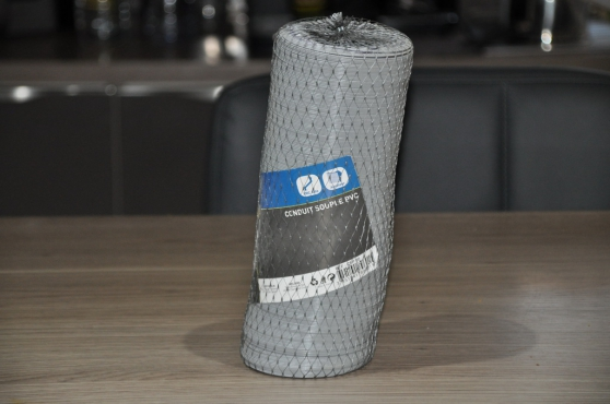 Conduit souple en PVC diamètre 80Cm